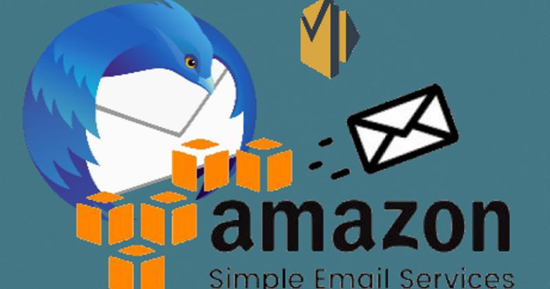Configuring Thunderbird to send through Amazon SES
